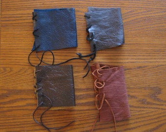 Small Costume Leather Bracer