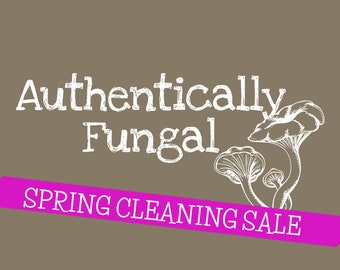 SALE Authentically Fungal Tee - Unisex, Ladies' and Youth