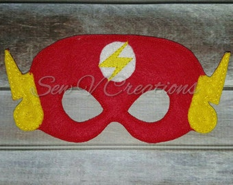 Flash Inspired Mask