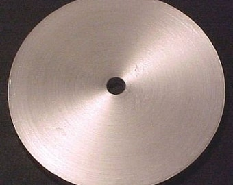 8inch aluminum base master lap