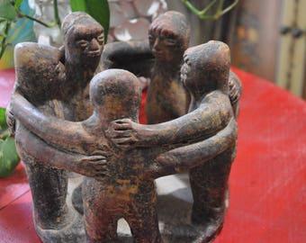 Mayan Friendship Circle Decor