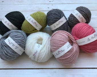 Alpaca Wool yarn Balls