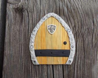 Miniature Fairy Garden Door 1680