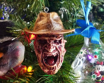 freddy ornament