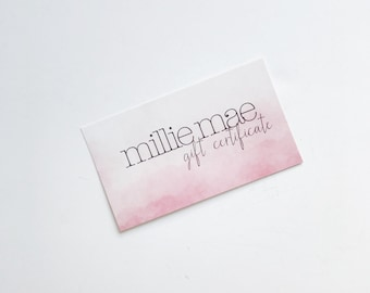 Millie Mae Gift Card- Choose your amount