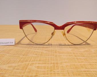 70s Silhouette Vintage Specs