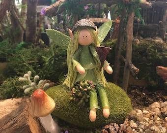 Pixie, The Garden Sprite