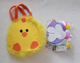 Children easter etsy easter craft kit for children easter craft box kids easter crafts easter gift negle Gallery