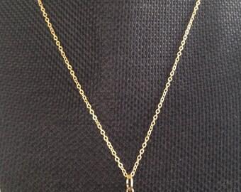 Cloisonne pendant, Cloisonne pendant necklace, vintage cloisonne pendant, cloisonne heart pendant, cloisonne necklace, 1980s cloisonne,  N12