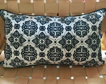 Batik long cushion