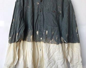 Vintage | Acid Washed | Denim