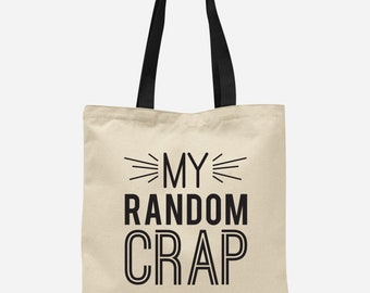 Canvas Tote Bag, Funny Tote Bag, Gift for Girlfriend