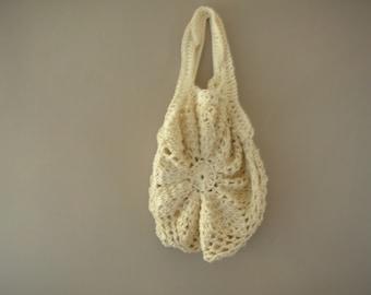 Crochet beach bag (SALE)