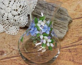 Small Hydrangea Vase