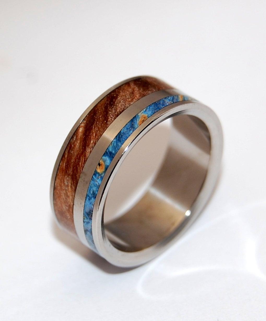 titanring ehering holz trauringe holz ring ahorn ring box. Black Bedroom Furniture Sets. Home Design Ideas