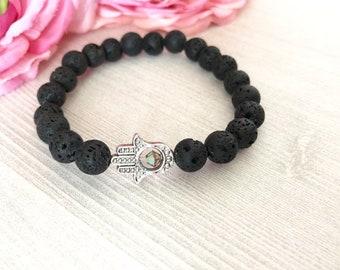 Hamsa Hand Jewelry Bracelet