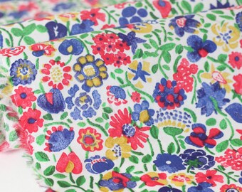 10% Liberty of London 85x138cm Kaylie's Sunshine A multicolor fabric