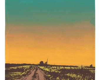 Past the Horizon