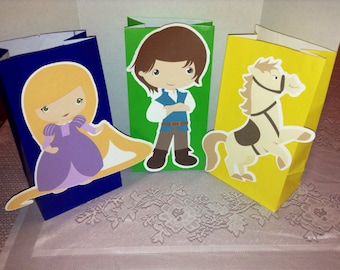 Prince and Princess Party Goody Bags