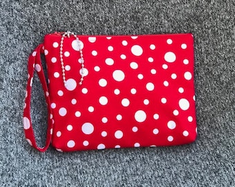 Pick-A-Dot Wristlet Clutch Purse (Sweeters)