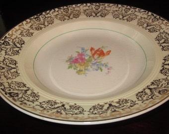 Soup Bowls - Set of 8 -Salem China Sovereign Pattern