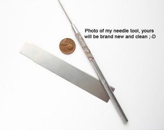 Brand New Pro needle tool and a 2 pack of Slicing Blades HC169