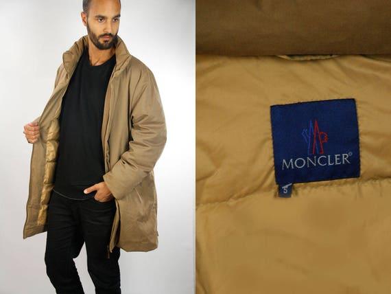Moncler Puffer Coat / Moncler Down Coat / Moncler Jacket / Moncler Down Jacket / Moncler Coat / 90s Moncler Coat / 90s Moncler Jacket