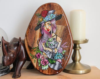 Witchy Summer wall art