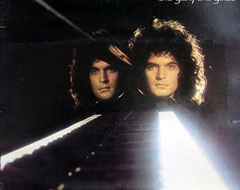 "Gino Vannelli - ""The Gist of the Gemini"" vinyl"