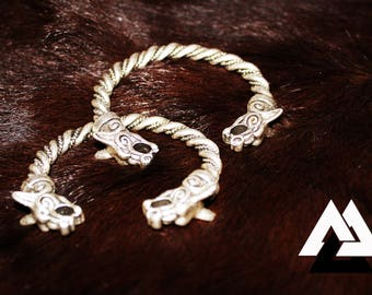 viking fenrir bracelet