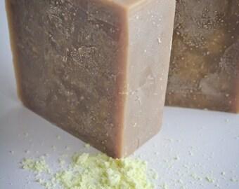 Sulfur Shampoo Bar - Dandruff & Scalp Care