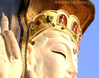 Hong Kong Photography - The Goddess Of Mercy - Asia - Asian Fine Art Photography