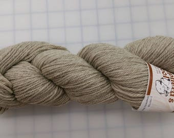 Shepherd's Wool - Worsted Spun Fine Wool - color #082517 Beaches