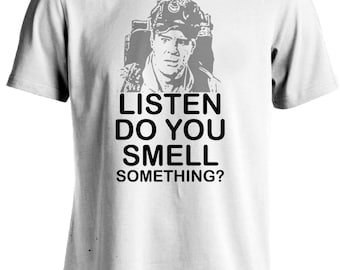 Ghostbusters - Ray Stantz - Listen do you smell Something Movie T-shirt