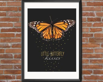 Little Butterfly kisses
