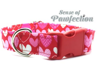 Sweetheart Dog Collar