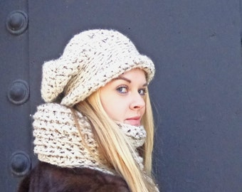 Chunky Hat, Statement Hat
