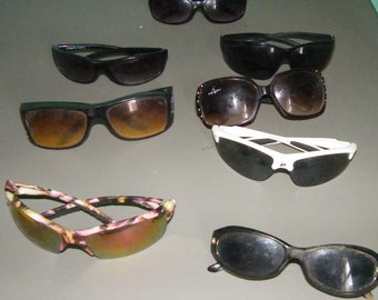 Lot of Old Sunglasses