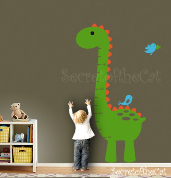 Perfect Nursery Wall Decal Wall Decals Nursery Kids Growth Chart