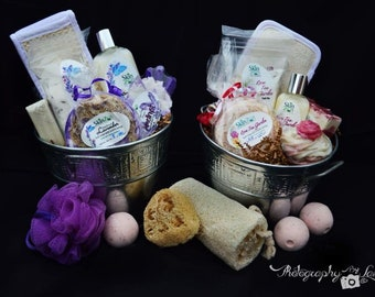 Gift Baskets and Buckets too!