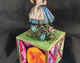 Alice in Wonderland: Drink Me