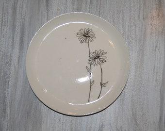 Daisy Dinner Plate