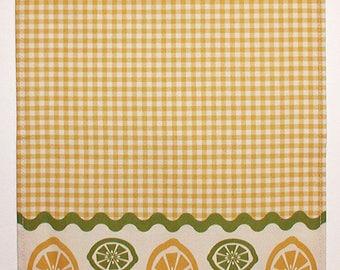 Lemon Lime Tea Towel