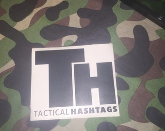 TacticalHashtags offical decals