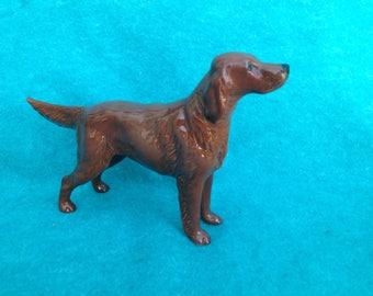 "Beswick Pottery England Irish Setter ""Sugar of Wendover"" Dog Figurine"
