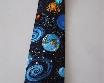 Solar System Men's Necktie
