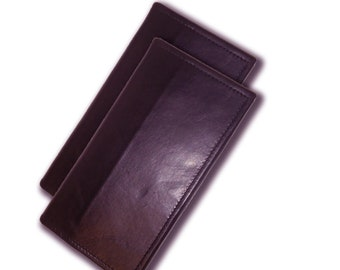 Hand made Long Leather wallets