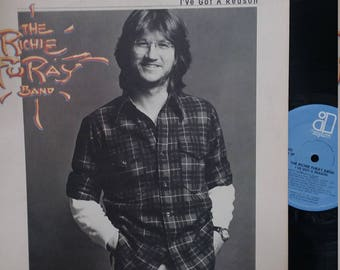 "The Richie Furay Band "" I've got a Reason"" Record Vinyl"