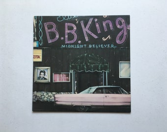 BB King Midnight Believer Vinyl