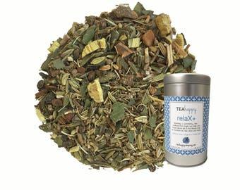 relaX+ Organic Loose Leaf Tea